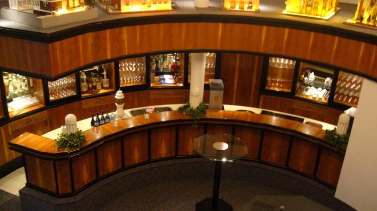 Bar im Aufzugmuseum