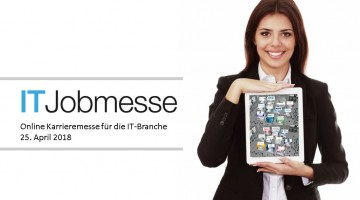 IT-Jobmesse Banner